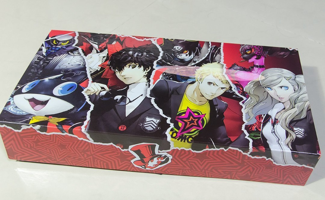 Persona 5 Take Your Heart Premium Edition Unboxing