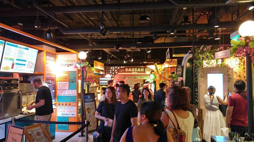 Picnic Urban Food Park | Geeky Restaurant Adventures