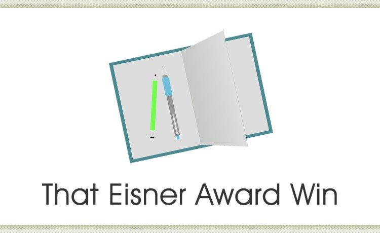 That Eisner Award Win