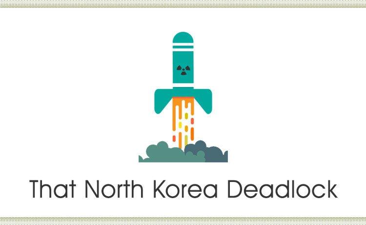 That North Korea Deadlock