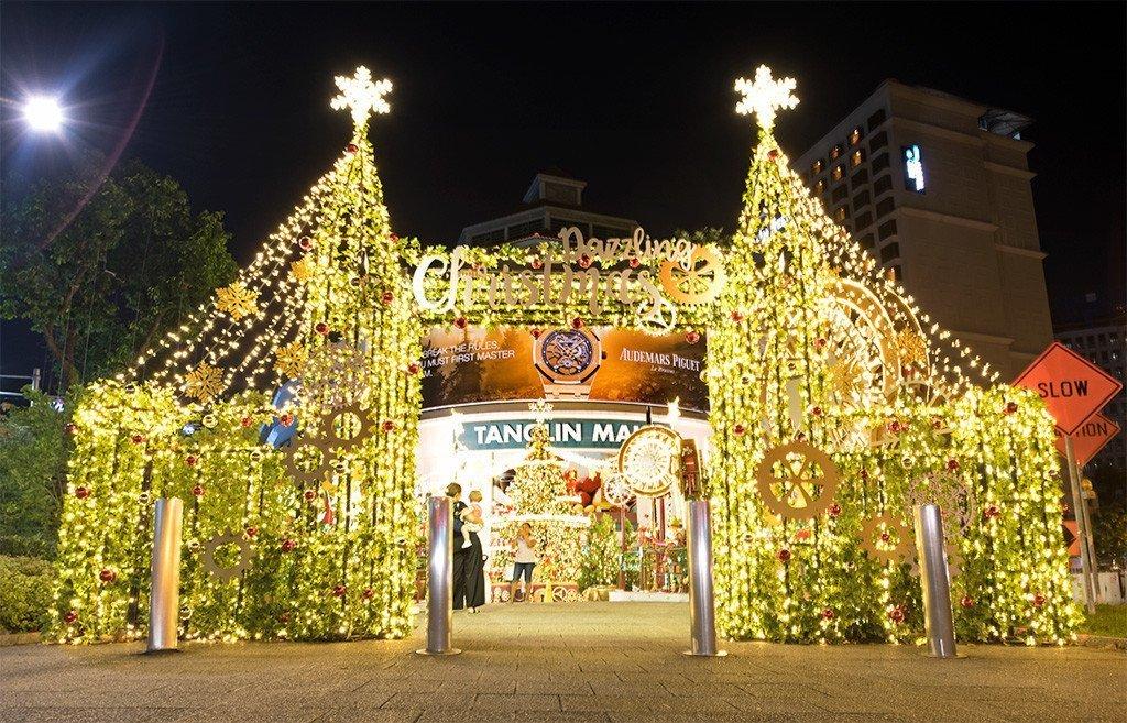 Christmas Light-Up in Singapore 2017 Part 2 | Christmas Wonderland Everywhere