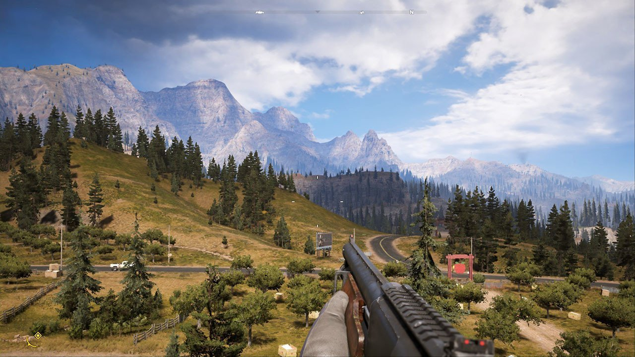 Far Cry 5 Open World - A Review