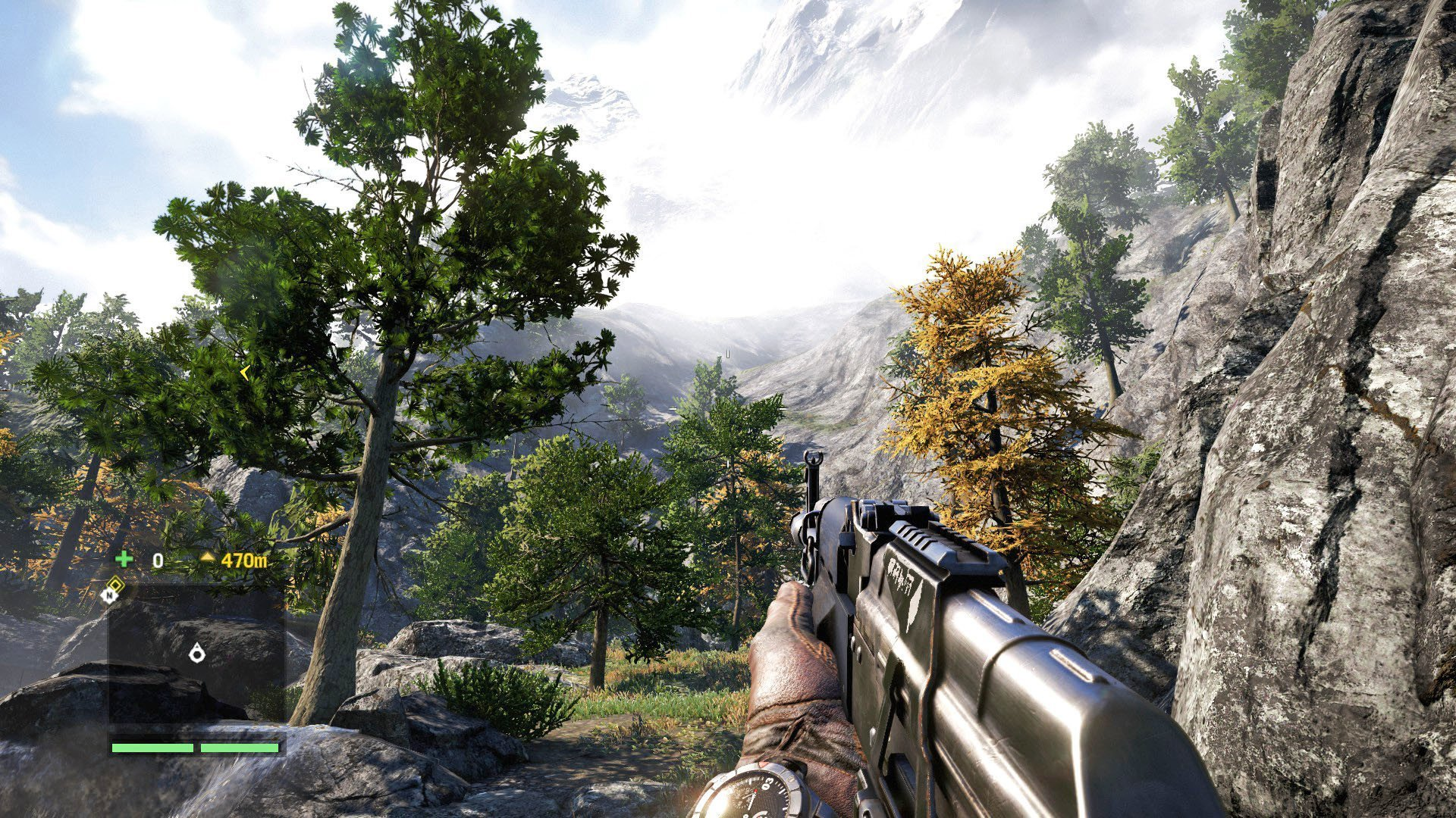 The Open Worlds of Far Cry 3 and Far Cry 4