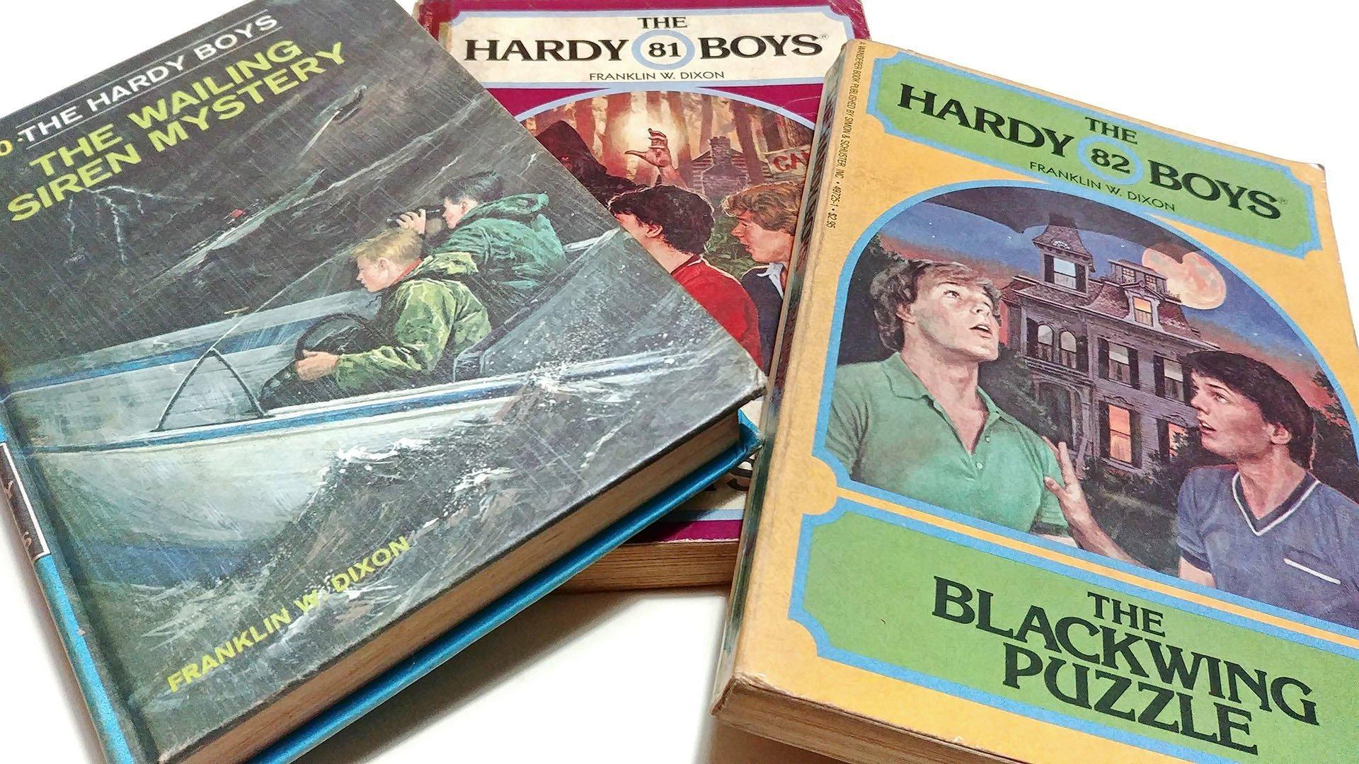 I Was a Hardy Boys Fan