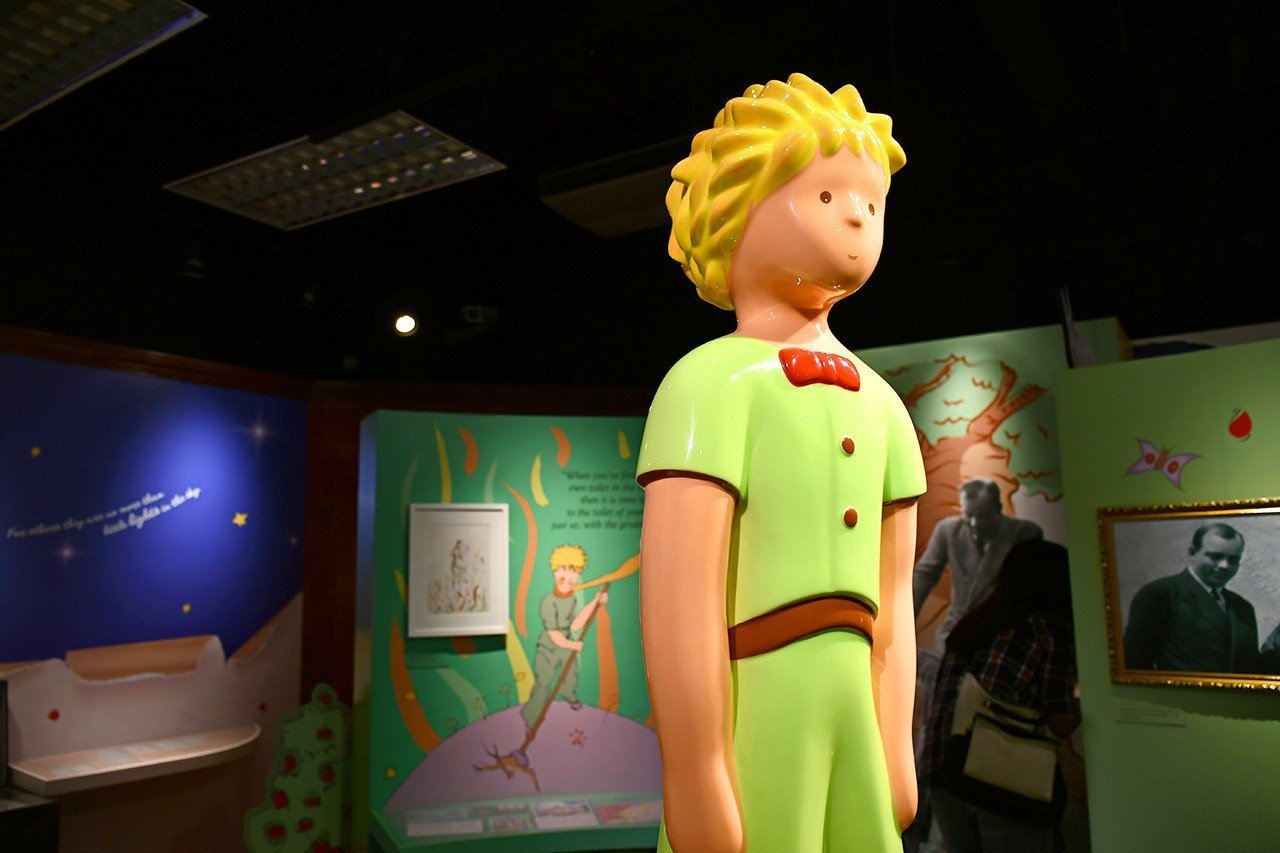 Singapore Night Festival 2018 – An Evening with The Little Prince