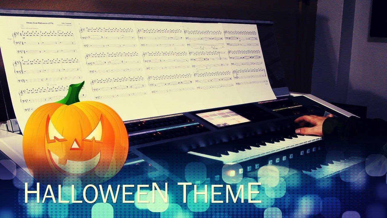 John Carpenter's Halloween Theme | Free Electone Score