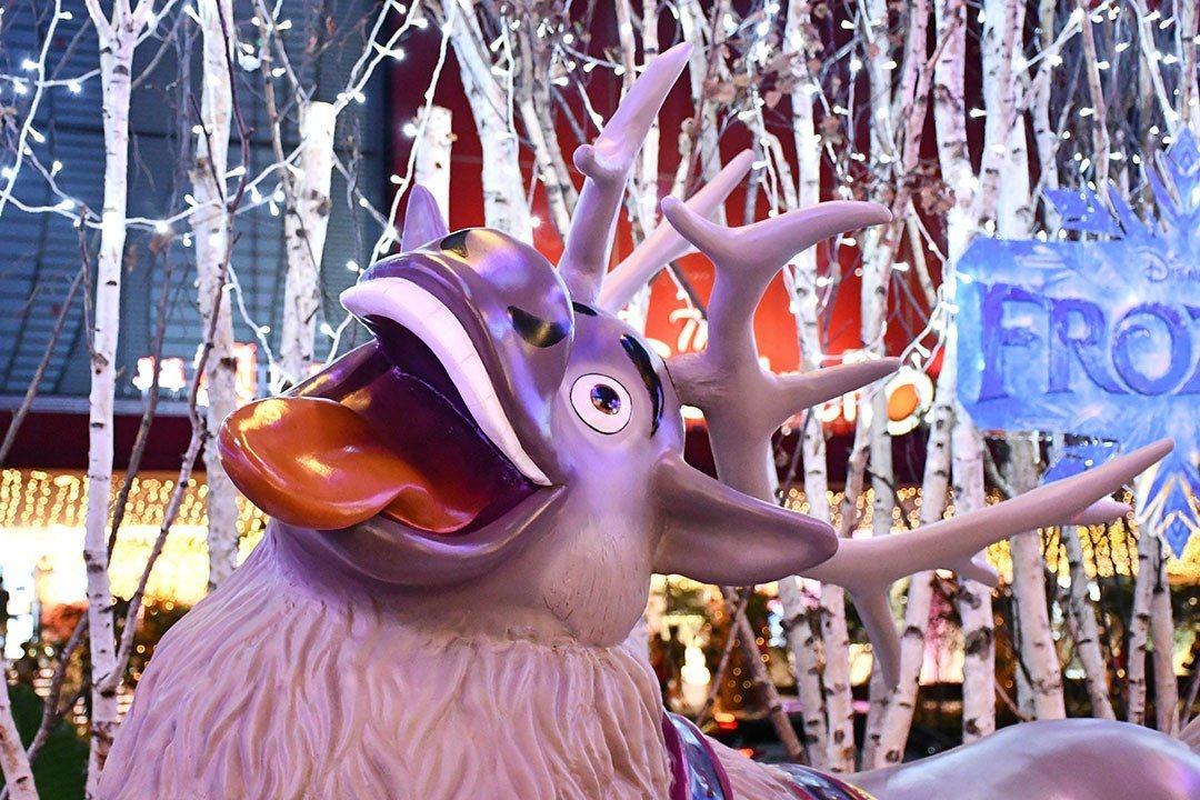 Disney Magical Moments | Orchard Road Christmas Light-Up 2018