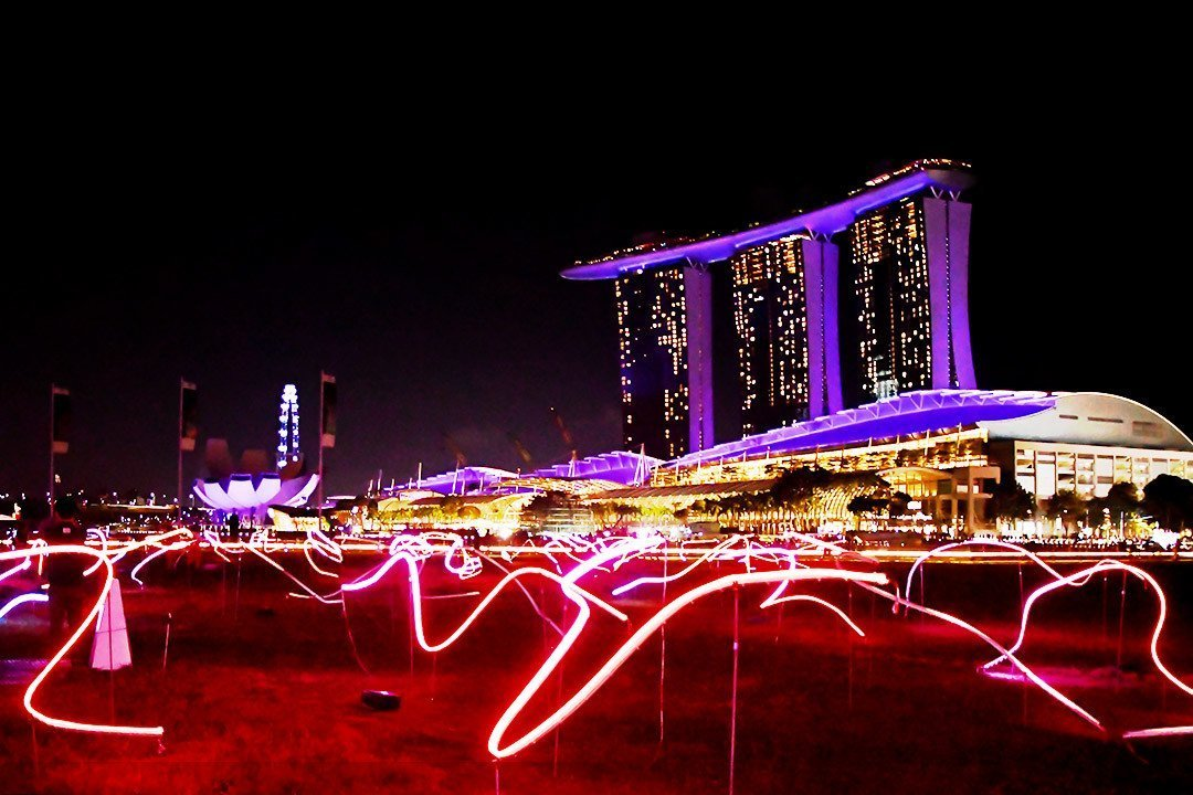 i Light Singapore 2019 | The Scribbling Geek