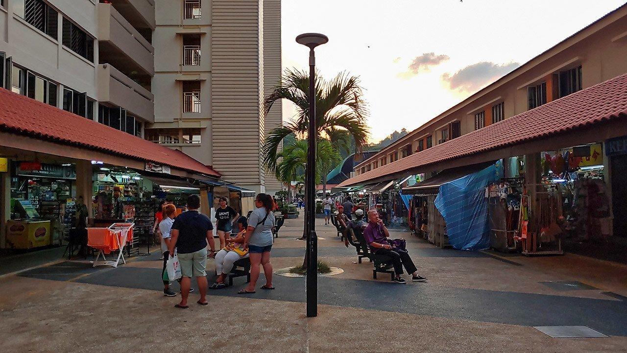 Telok Blangah Estate Evening Walk