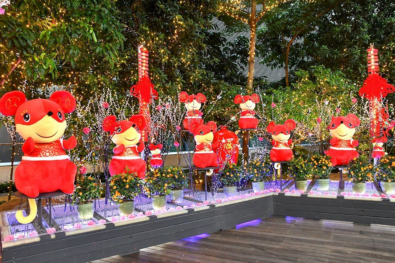 Chinese New Year's Eve 2020 | The Scribbling Geek