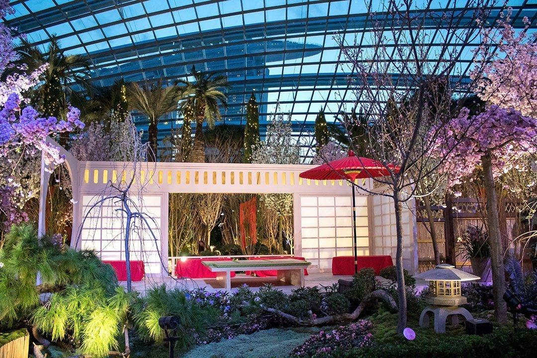 Sakura Matsuri 2020 at Gardens by the Bay
