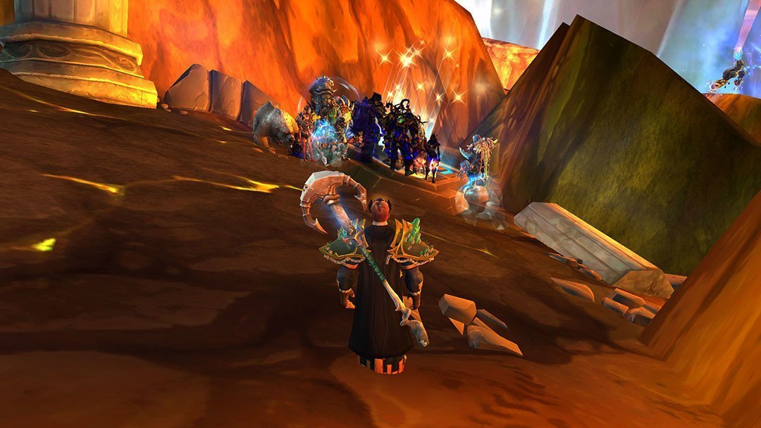 I Am Surviving Singapore Social Distancing Measures, Thanks to World of Warcraft